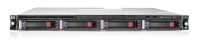 ProLiant DL165 G7 6128HE 1P 4 GB-R B110i cold-plug SATA 4 LFF 500 W PS Eff server
