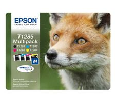 EPSON Ink Cart/T128 Multi Pack with RF Tag (C13T12854020)