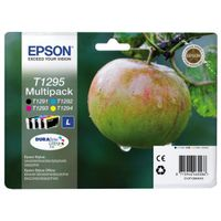 EPSON Ink Cart/T129 Multi Pack with RF Tag (C13T12954020)