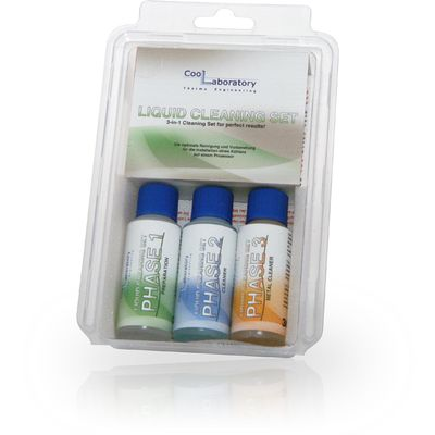 Liquid Cleaning Set