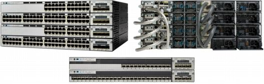 CATALYST 3750X 24 PORT POE IP BASE IN