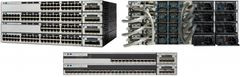 CISCO CATALYST 3750X 24 PORT DATA LAN BASE IN