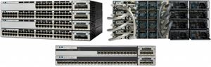 CISCO CATALYST 3750X 48 PORT
