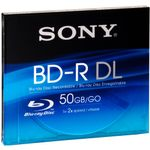 SONY BD-R DL Blu-ray disc