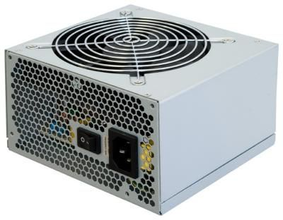 550W PSU A-80 Series ATX-12V V.2.3 PS-2 type with 12cm Fan PFC  230V ONLY  > 80% efficiency Retail