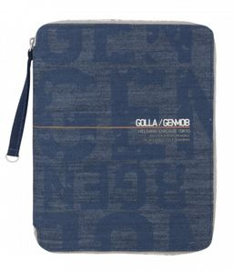 GOLLA Zip Folder PUNSCH blue (G1328)
