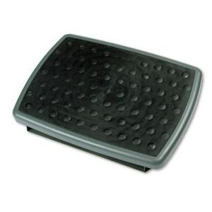 FR330 ADJUSTABLE FOOT REST 46 X 33 CM , ANTHRACITE          IN ACCS