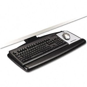 3M Adjustable Keyboard+Mouse Tray (AKT90LE)