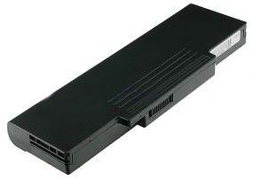 2-POWER Notebookbatteri,  Li-Ion, 10,8V, 7200mAh, 468g, ASUS/ Clevo (CBI1083A)