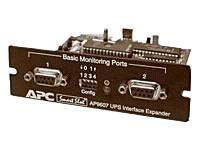 APC UPS INTERFACE EXPANDER MAX 3 SERVERS. IN