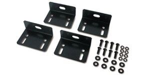 APC BOLT DOWN BRACKET KIT 4 SETS - BLACK NS (AR8112BLK)