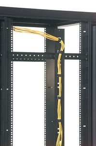 APC SIDE CABLE MANAGEMENT TRAY (QTY 2)  (AR8114BLK)