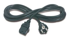 APC POWER CORD IEC 320 C19 TO SCHUKO IN