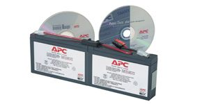 APC REPLACABLE BATTERY FOR PS250I  PS450I IN (RBC18)