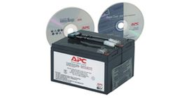 APC REPLACABLE BATTERY CARTRIDGE FOR SU700RMINET UK (RBC9)