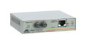 ALLIED TELESYN SWITCH 2XRJ45 10/ 100/ FIBER (ST)