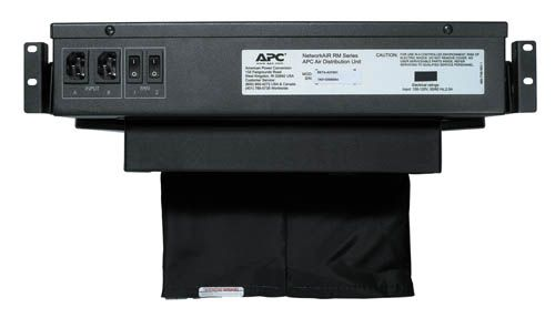 APC AIR DISTRIBUTION UNIT F/ RACKS NS (ACF002)