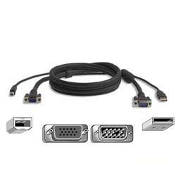 BELKIN OMNIVIEW ALL-IN-ONE CABLE USB