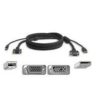 BELKIN OMNIVIEW PRO2 AIO KVM CABLE USB 1,8M