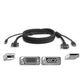 BELKIN OMNIVIEW ALL-IN-ONE CABLE USB STANDARD KIT NS