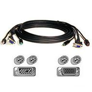 BELKIN OMNIVIEW ALL IN ONE PS/2 CABLE KIT 1.8M UK (F3X1105B06)