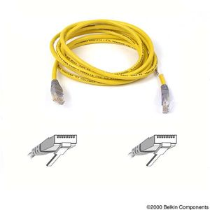 BELKIN CAT 5 PATCH CABLE CROSSOVER 10M NS (F3X126B10M)