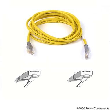 CAT 5 PATCH CABLE CROSSOVER 10M NS