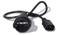 APC POWER CORD IEC 320 C14 TO SCHUKO RECEPTAC NS (AP9880)