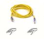 BELKIN RJ45 CROSSOVER CABLE 1M YEL