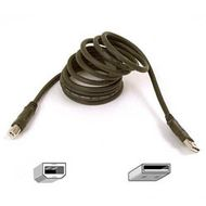 USB A - B CABLE 1.8M 20/28 AWG  BAG & LABEL NS