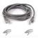 BELKIN CAT 5 PATCH CABLE 10BASET MOULDED SNAGLESS 3M GREY UK