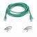 BELKIN CAT 5 PATCH CABLE 2M MOULDED SNAGLESS GREEN NS