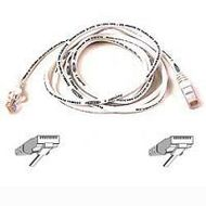CAT 5 PATCH CABLE 15M MOULDED SNAGLESS WHITE UK