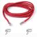 BELKIN CAT 5 PATCH CABLE ASSEMBLED RED 50CM IN