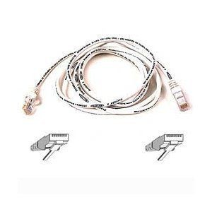 BELKIN UTP SNAGLESS CAT 6 GIGABY ETHERNET PATCH CABLE 50CM NS (A3L980B50CM-WHS)