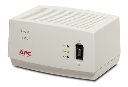 APC VOLTAGE REG 600VA 110V 120V 127V (LE600)
