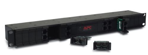 APC 19IN CHASSIS 1U FOR REPLACEABLE DATA LINE SURG IN (PRM24)