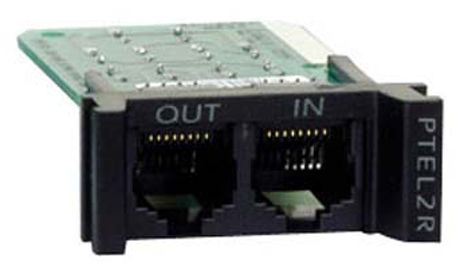 APC POTS (ANALOG TELCO) PROTECTION MODULE NS (PTEL2R)
