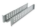 APC 4-Post Perforated Rackmount Rails