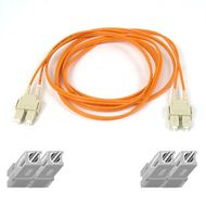 MULTIMODE SC/SC DUPLEX PATCH CABLE 1M NS