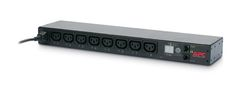 APC MASTERSWICH 10A 1U RACK-MOUNTABLE IN