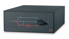 APC SINGLE PHASE SERVICE BYPASS PANEL 7500-10000VA BLAC NS
