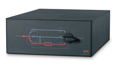 APC SERVICE BYPASS PANEL 230V SYM. LX 4-16KVA ; (3) 30A IN