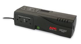 APC SURGEARREST/ BATTERY BACKUP 325VA W/4 OUTLETS NS (BE325-GR)