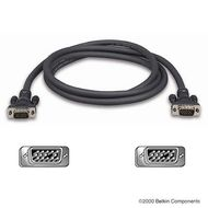 MONITOR CABLE VGA/SVGA MALE TO MALE COAX IN