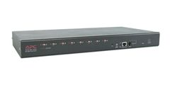 APC KVM-SWITCH 8-PORT MULTI-PLATTFORM ANALOG NS