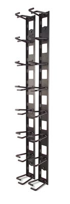 VERTICAL CABLE ORGANIZER F/ NETSHELTER VX CHANNEL NS