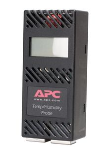 APC A-LINK TEMPERATURE/  HUMIDITY  SENSOR W/DISPLAY NS (AP9520TH)
