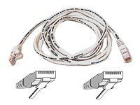 BELKIN UTP SNAGLESS CAT 6 GIGABYT ETHERNET PATCH CABLE 2M EN (A3L980B02M-WHTS)