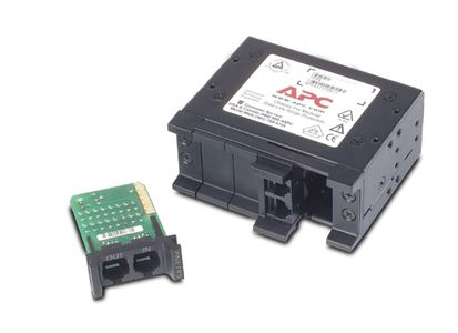 APC CHASSIS, 1U, 4 CHANNELS, FOR REPLACEABLE DATA LINE SURGE PROTECTION (PRM4)